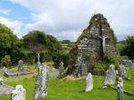 irish graveyard photo