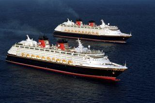 disney ships small