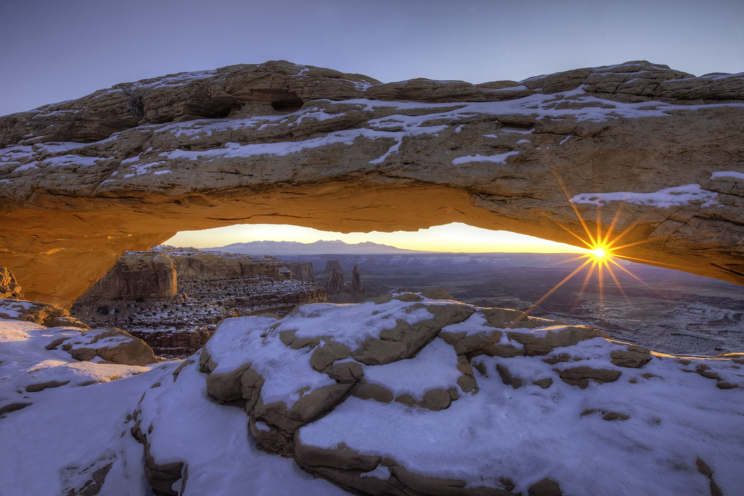 Famous Delicate Arch in Arches National Park near Moab, Utah in ...