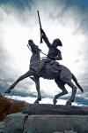 Scout Statue
