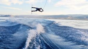Bear Lake Wakeboarding