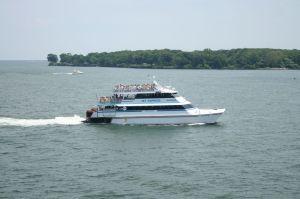 Put in ferry