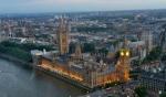 London above cropped