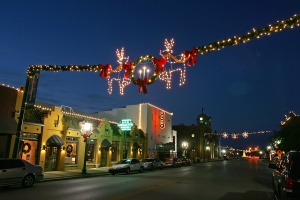 Main Street in Grapevine